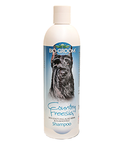 biogroom dog shampoo countryfresia 12oz